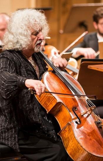Mischa Maisky je stále králem koncertních síní