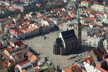 Plzeň je pro rok 2015 Evropským hlavním městem kultury