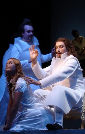 Další tři inscenace festivalu Opera 2015 – Ostrava, Ústí, Liberec