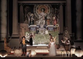 Amadeus ve Stavovském divadle (volně na motivy Kouzelné flétny)