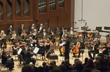 Bratři Špačkovi s Komorní filharmonií Pardubice zahájili Pardubické hudební jaro