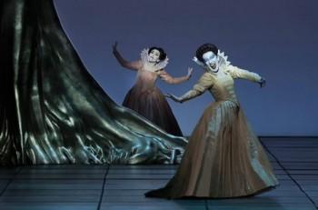 Korunovace Poppey v Teatro alla Scala