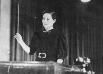 Filharmonie uctila výročí Kaprálové jejím orchestrálním dílem