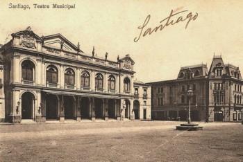 Divadla zblízka: Teatro Municipal Santiago de Chile