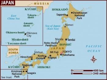 PKF zamířila do Japonska, při zpáteční cestě zvládne i Omán