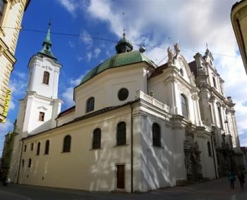 V Brně začal Velikonoční festival duchovní hudby
