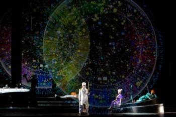 Zlato Rýna v Budapešti jako mytologické sci-fi