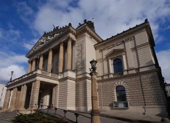 Už za měsíc se Státní opera zavírá. Vláda ale teprve bude rozhodovat o tom, kdo posoudí nabídky na rekonstrukci