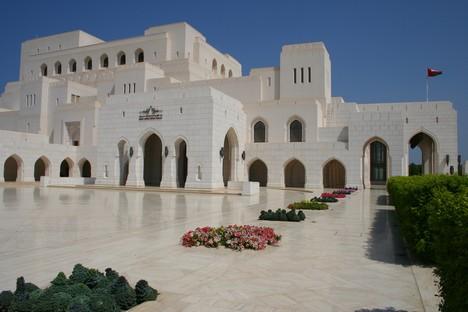Královská opera v Maskatu (foto archiv)