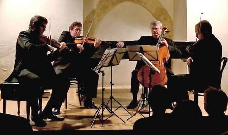 Wihanovo kvarteto také v Praze