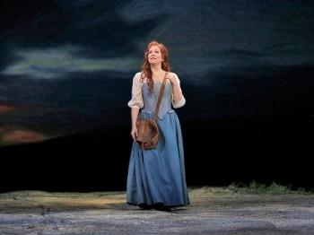Rossiniho Jezerní paní poprvé v Met