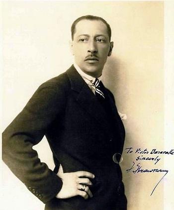 Stravinskij méně známý