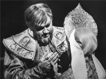 Opera ND uvede příští čtvrtek premiéru Borise Godunova