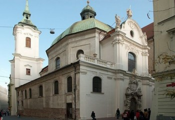 Velikonoční festival duchovní hudby nabídne v Brně devět koncertů