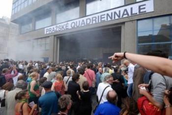 Rozpočet Pražského Quadriennale činí 63 milionů korun
