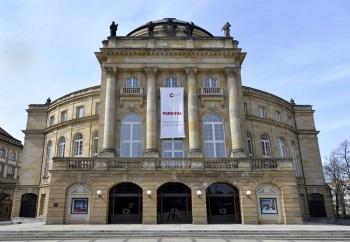 Povelikonoční Parsifal v Chemnitzu