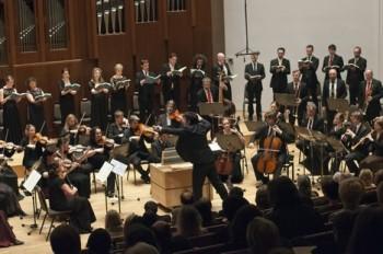 Bachovu Mši h moll provedlo Collegium 1704 i v Pardubicích