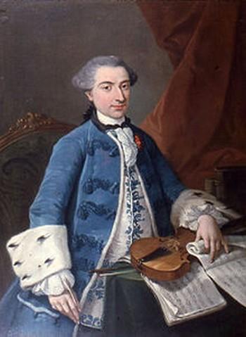 Světová premiéra houslového koncertu Luigi Borghiho