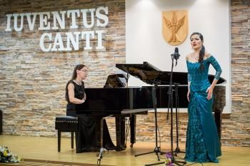 Mezinárodní pěvecká soutěž Imricha Godina Iuventus Canti 2015