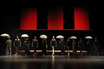 Ondrej Šoth poprvé v plzeňském baletu