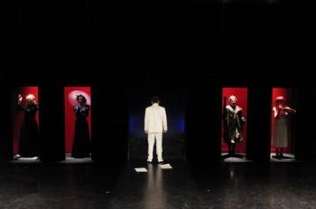 Janáčkovo komorní intimní duodrama na Malé scéně v Plzni
