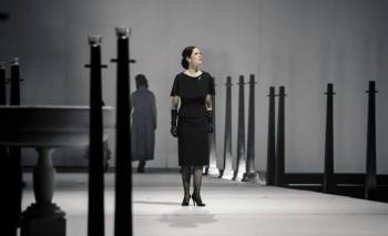 Čerstvá debutantka v Opeře v Houstonu Maida Hundeling a Magnus Vigilius 3x v brněnské Tosce