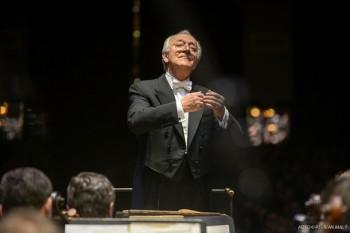 Petrohradská filharmonie a Rachlin vzbudili na Pražském jaru nadšení