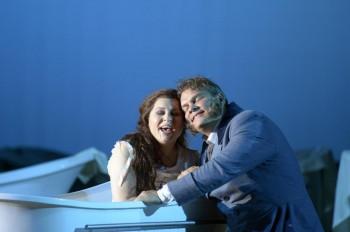Dvořákova Rusalka měla premiéru v Essenu. Podívejte se