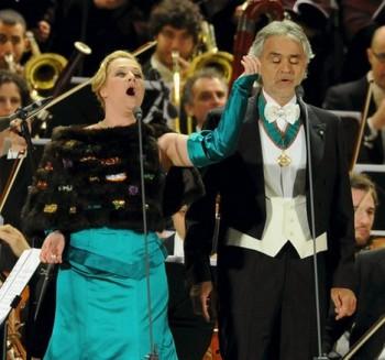 Expo 2015: Diana Damrau a Andrea Bocelli v Traviatě