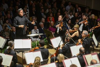 Jeden z vrcholných koncertů Pražského jara byl ten pod taktovkou Sira Antonia Pappana