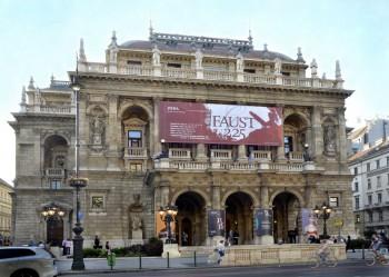 Faustovský festival a Gounodova opera v Budapešti