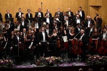 Zahajovací koncert Janáčkova máje nadchnul pohádkovými barvami