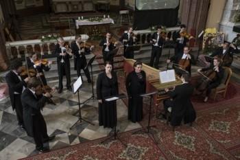 Italské baroko na Janáčkově máji
