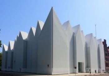 Vítězem architektonické ceny EU je budova filharmonie ve Štětíně