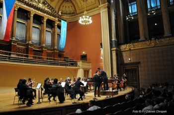 Pražské jaro má na programu závěr soutěže a operu Z mrtvého domu