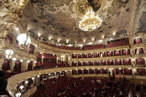 Státní opera Praha (foto Pavel Horník)