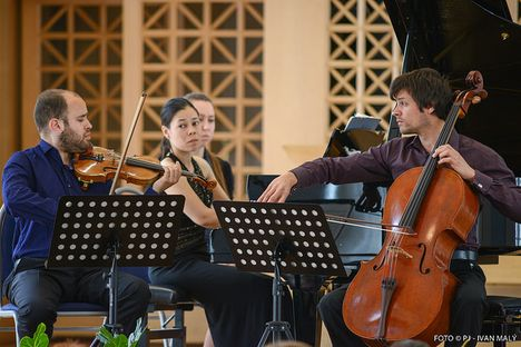 Trio Rafale: poryvy hudby v Sále Martinů