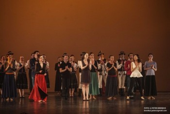 VŠMU Bratislava a Balet SND: večer taneční budoucnosti
