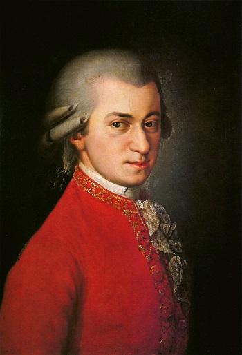 Vrcholné Mozartovy symfonie