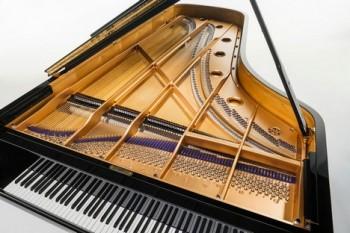 V Londýně byl tento týden představen nový klavír. Jeho značka? Barenboim