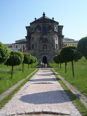 Hudební léto na obnoveném Kuksu pozvalo Plachetku, Ženatého i Collegium 1704