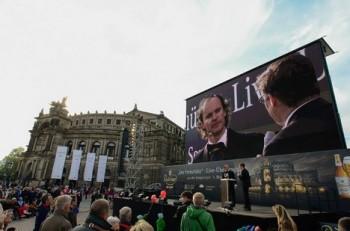 Semperoper Drážďany: Čarostřelec, který se netrefil
