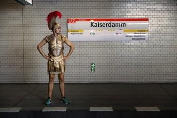 Julius Caesar v Berlíně