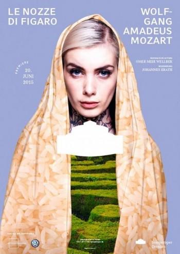 Nová Figarova svatba v Drážďanech