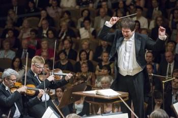 Česká filharmonie, Tomáš Hanus a Roman Patočka
