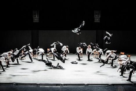 Choreografie Decadance Ohada Naharina v ND