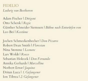 Beethovenův Fidelio z Vídně v přímém přenosu na internetu