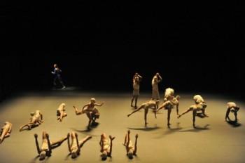V Praze vystoupil soubor Batsheva Dance Company