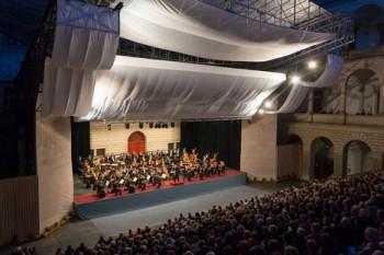 Přední rakouský orchestr s Josefem Špačkem na Smetanově Litomyšli