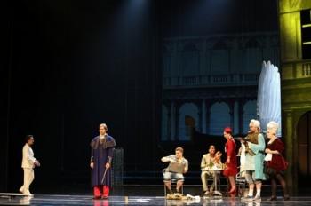 Operní studio SND aneb Podvodník Teodor v Bratislavě